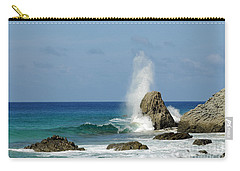 Wave At Boldro Beach Carry-all Pouch