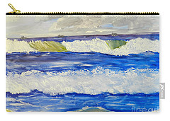 Wave At Bulli Beach Carry-all Pouch