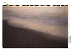 Carry-all Pouch featuring the photograph Waves by Bradley R Youngberg