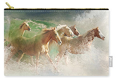 Waves Of God's Glory Carry-all Pouch
