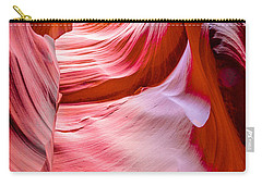 Waves Of Redrock Carry-all Pouch