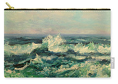 Waves Painting Carry-all Pouch