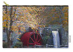 Wayside Inn Grist Mill Carry-all Pouch