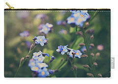 We Lay With The Flowers Carry-all Pouch
