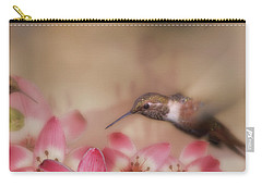 We Love Those Lilies Carry-all Pouch