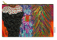 We Women Folk Carry-all Pouch by Angela L Walker