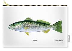Weakfish Carry-all Pouch