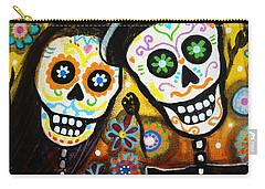 Dia De Muertos Carry-All Pouches