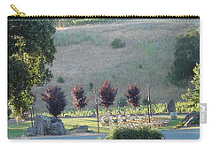 Carry-all Pouch featuring the photograph Wedding Grounds by Shawn Marlow