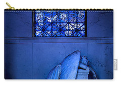 Weeping Angel Carry-all Pouch by Jerry Fornarotto