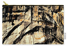 Weeping Rock Frowning Carry-all Pouch