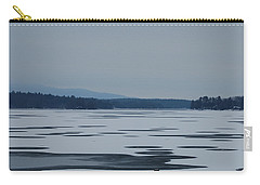 Carry-all Pouch featuring the photograph Weirs Beach Nh Almost by Mim White