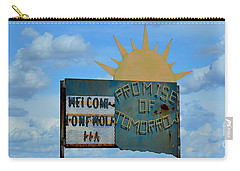Hometown Welcome Carry-all Pouch