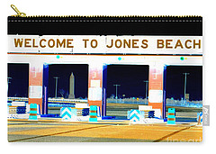 Welcome To Jones Beach Carry-all Pouch