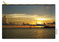West Bay Sunset Carry-all Pouch