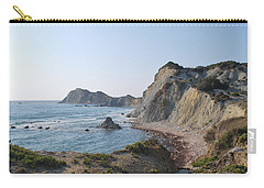West Erikousa 1 Carry-all Pouch by George Katechis
