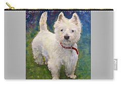 West Highland Terrier Holly Carry-all Pouch