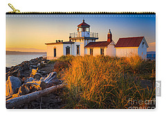West Point Lighthouse Carry-all Pouch