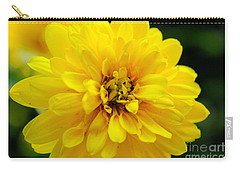 West Virginia Marigold Carry-all Pouch