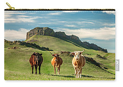 Western Longhorns Carry-all Pouch