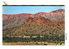 Western Macdonnell Ranges Carry-all Pouch by Paul Svensen