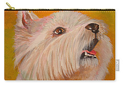 Westie Portrait Carry-all Pouch