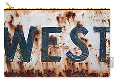 Carry-all Pouch featuring the photograph Westminster by Jani Freimann