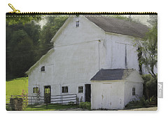 Westport Barn Carry-all Pouch by Fran Gallogly