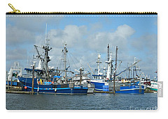 Westport Fishing Boats Carry-all Pouch