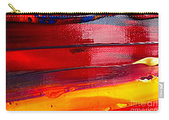 Wet Paint 123 Carry-all Pouch