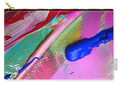 Wet Paint 31 Carry-all Pouch