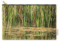 Wetlands Carry-all Pouch by Laurel Powell