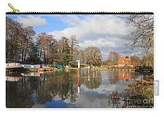 Wey Canal Surrey England Uk Carry-all Pouch