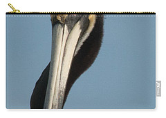 Whachu Lookin At Carry-all Pouch by Susan Molnar