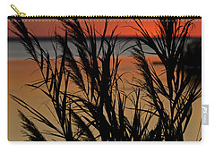 Carry-all Pouch featuring the photograph Whalehead Sunset Obx II by Greg Reed