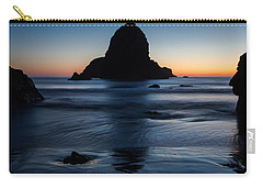 Whaleshead Beach Sunset Carry-all Pouch