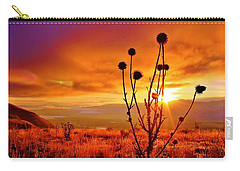What A Morning Carry-all Pouch by Catie Canetti