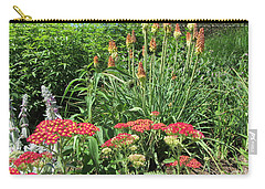 Carry-all Pouch featuring the photograph What A Wonderful World - Flowers by Susan Carella
