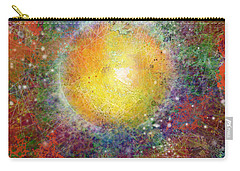 What Kind Of Sun Viii Carry-all Pouch by Carol Jacobs