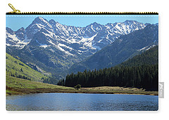 Beautiful Colorado Carry-all Pouch by Fiona Kennard