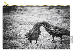 What The Raven Said Carry-all Pouch