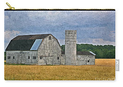 Wheat Field Barn Carry-all Pouch