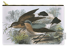 Wheatear Carry-all Pouch