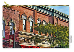 Wheaton Front Street Stores Carry-all Pouch