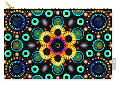 Wheels Of Light Carry-all Pouch