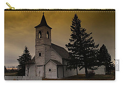 When Heaven Is Your Home Carry-all Pouch by Jeff Swan