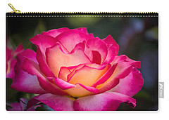 Carry-all Pouch featuring the photograph When It's Love by Patricia Babbitt