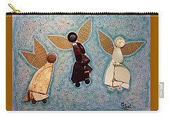 Where All Is Peace And Joy And Love Carry-all Pouch