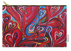 Where Broken Hearts Go Carry-all Pouch