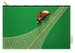 Where Have All The Green Leaves Gone? Carry-all Pouch